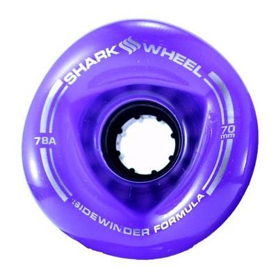 78a Shark Wheel Sidewinder Longboard Wheels 70mm