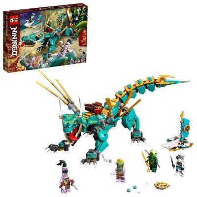 LEGO NINJAGO Jungle Dragon Building Toy 71746