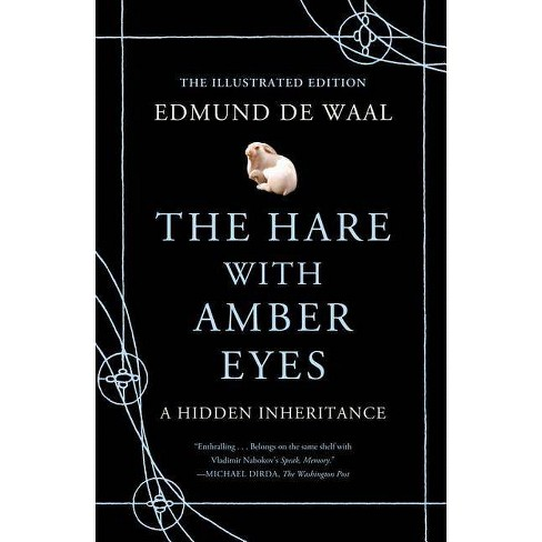 The Hare with Amber Eyes (Illustrated Edition) - by  Edmund de Waal (Hardcover) - image 1 of 1