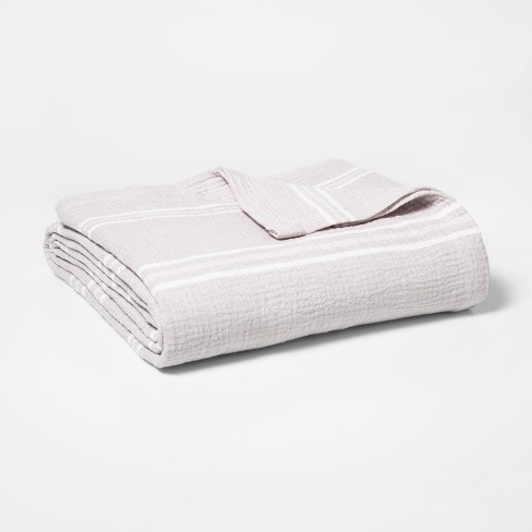 Gauze Bed Blanket - Threshold™ - image 1 of 1