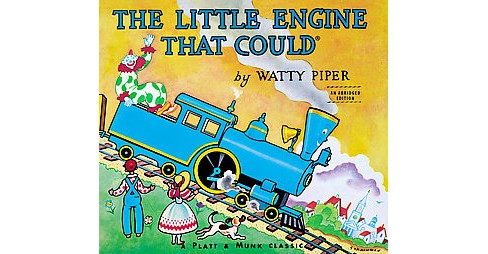 The Little Engine That Could (Board Book) by Watty Piper - image 1 of 1