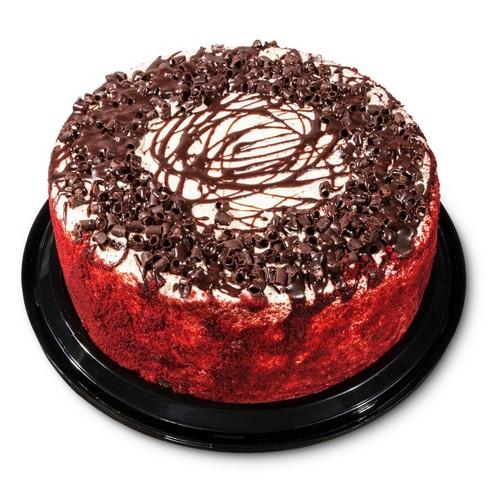 Red Velvet Dessert Cake - 41oz - Market Pantry™ - image 1 of 2