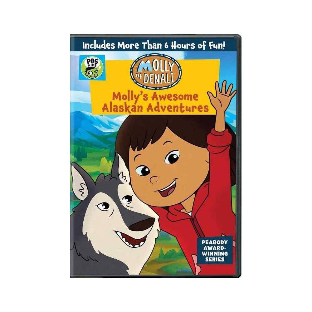 Molly Of Denali Molly S Awesome Alaskan Adventures Dvd 2020