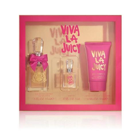 Women's Juicy Couture Viva La Juicy Perfume Gift Set - 3pc - image 1 of 4