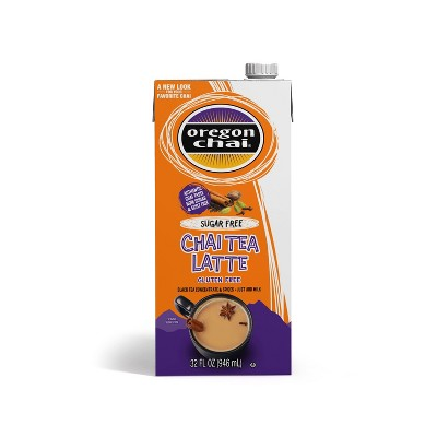 Oregon Chai Sugar Free Original - 32oz