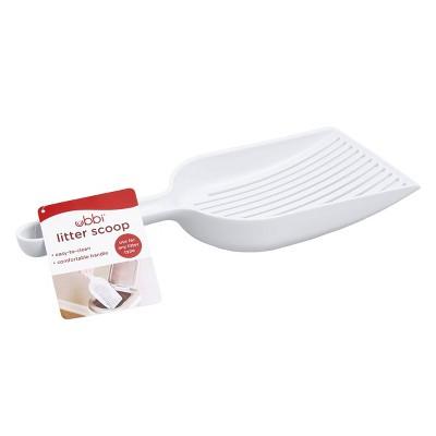 Ubbi Cat Litter Scoop - White