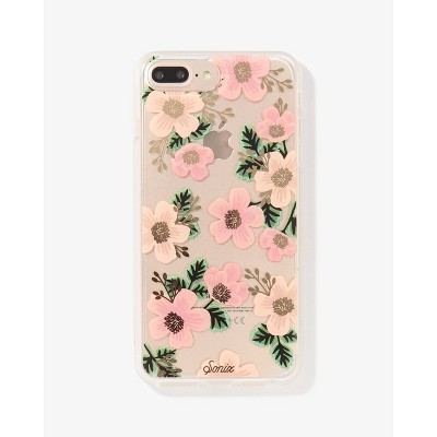 Sonix Apple iPhone Clear Coat Case - Southern Floral