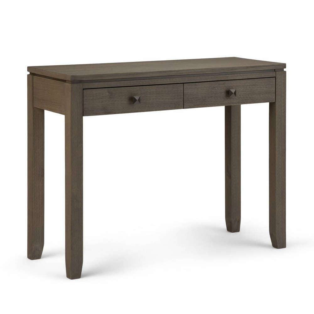 """Image of """"38"""""""" Essex Console Sofa Table Gray - Wyndenhall"""""""