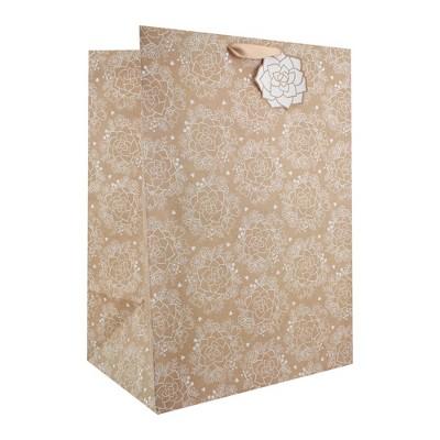 b65d2264c118 Floral Print Colossal Gift Bag - Spritz™