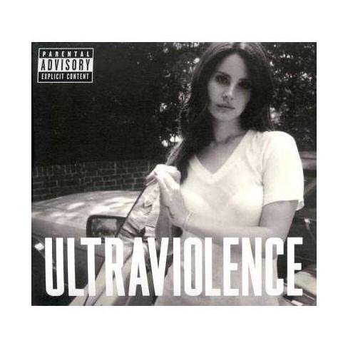 Lana Del Rey Ultraviolence Explicit Lyrics Cd Target