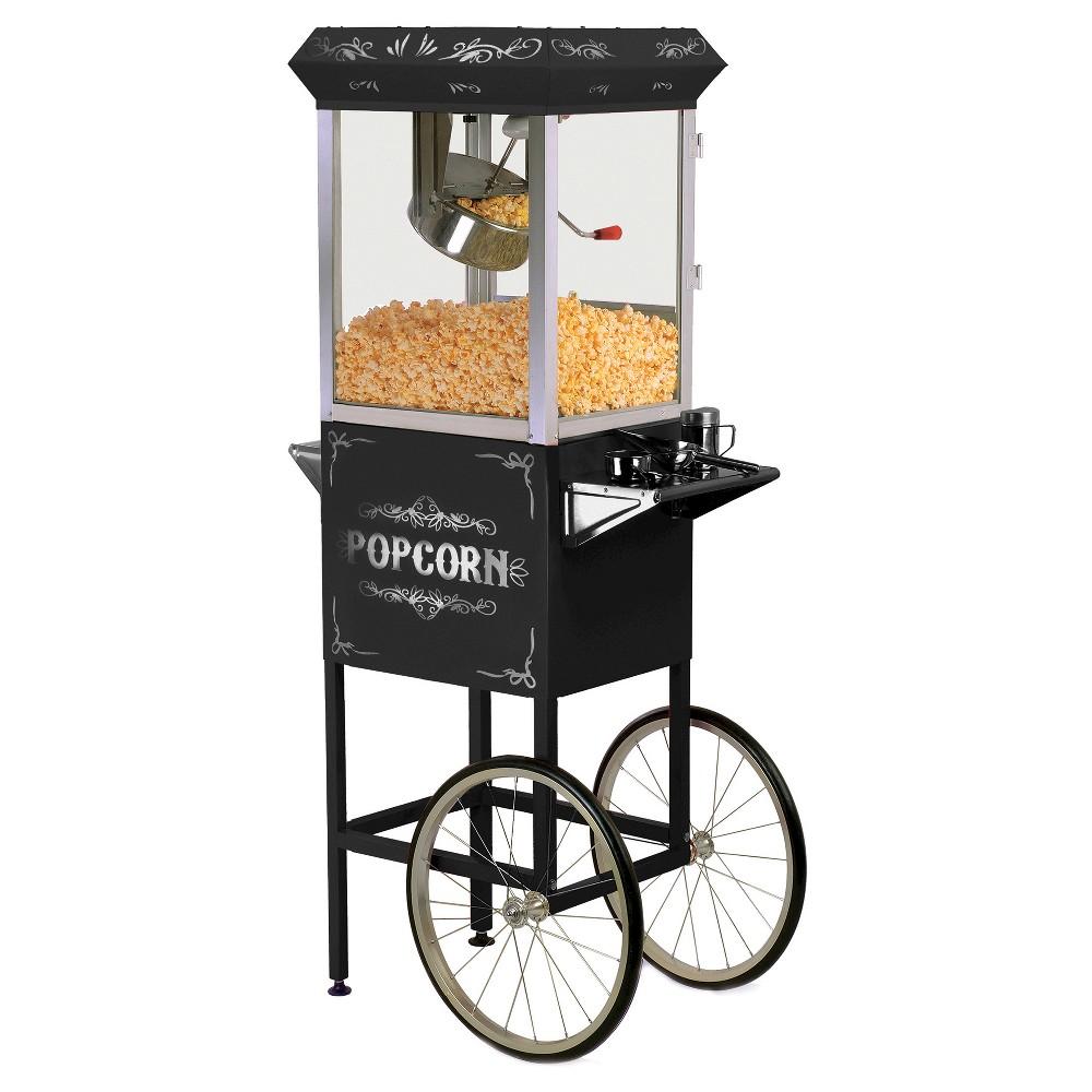Image of Elite Gourmet Electric Popcorn Popper - Black