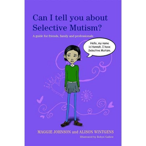 Can I Tell You about Selective Mutism? - (Can I Tell You About...?) (Paperback) - image 1 of 1