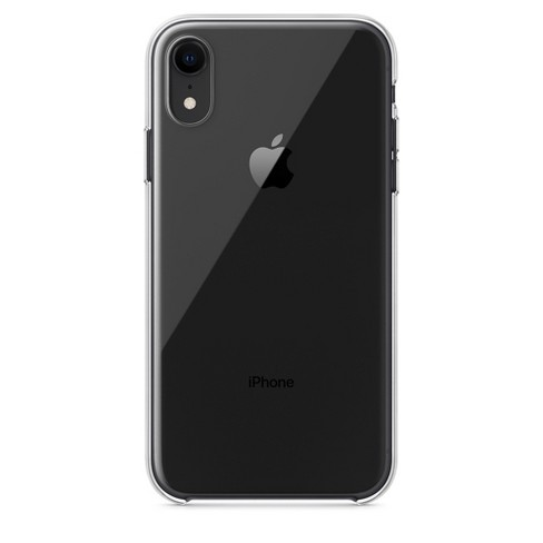 detailed look 2dca9 7b840 Apple iPhone XR Case - Clear