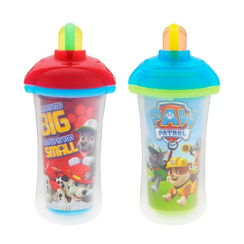 Munchkin PAW Patrol™ Click Lock™ 9oz Insulated Straw Cup, 2 Pack - image 1 of 4