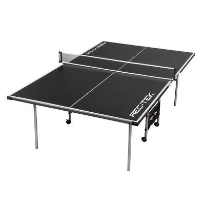 Rec-Tek No Tools 4pc Table Tennis Table