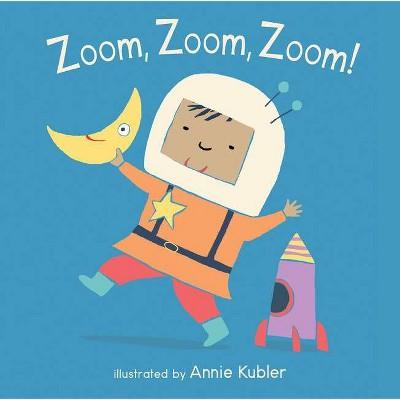 Zoom, Zoom, Zoom! - (Baby Board Books)(Board Book)