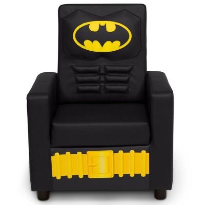 Batman High Back Upholstered Chair - Delta Children