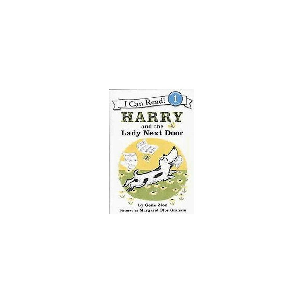 Harry and the Lady Next Door (Paperback) (Gene Zion)