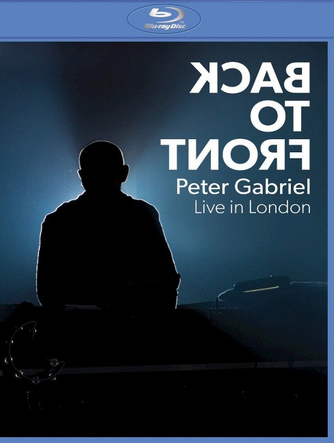 Back to front:Live in london (DVD) - image 1 of 1
