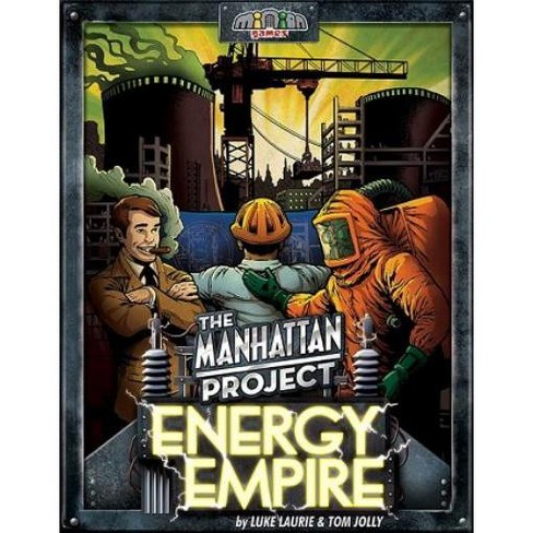 Manhattan Project - Energy Empire Board Game - image 1 of 3