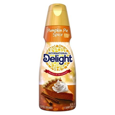 International Delight Pumpkin Pie Spice Coffee Creamer - 32 fl oz - image 1 of 1