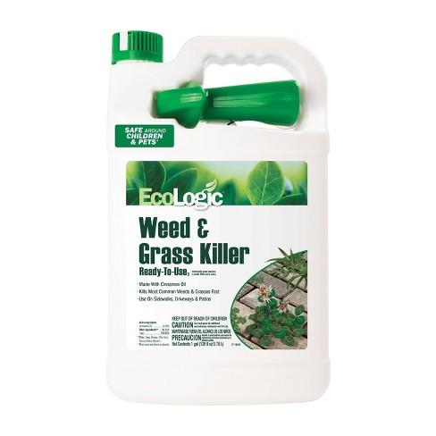 128oz Weed & Grass Killer - EcoLogic - image 1 of 4