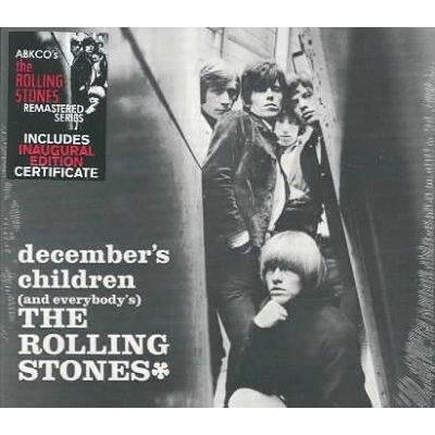 The Rolling Stones - December's Children (Remastered) (CD)