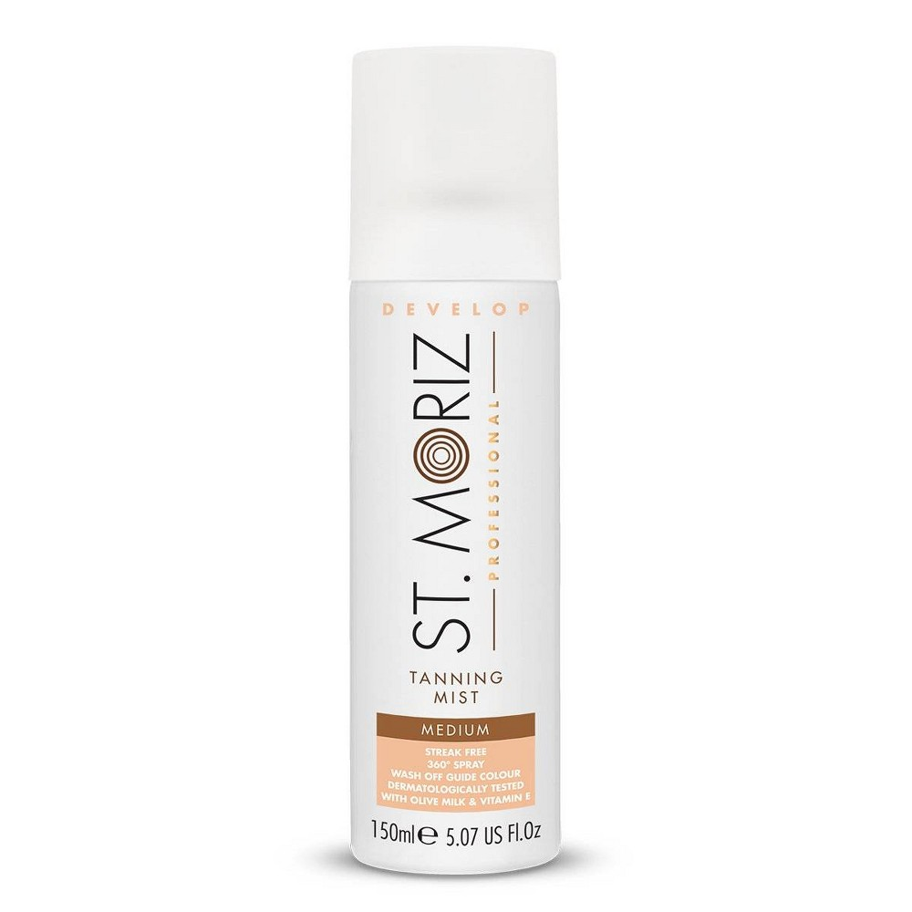 Image of St. Moriz Professional Instant Medium Self Tanning Mist - 5.07oz