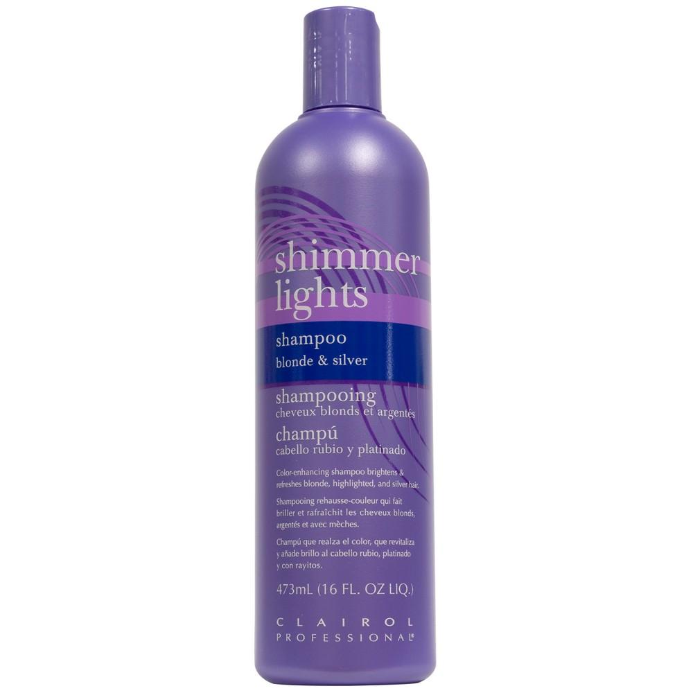 Image of Clairol Professional Shimmer Lights Shampoo - 16 fl oz