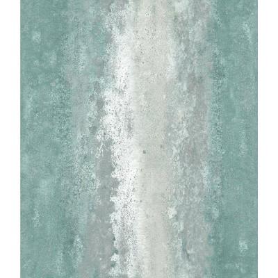 RoomMates Oxidized Metal Peel & Stick Wallpaper