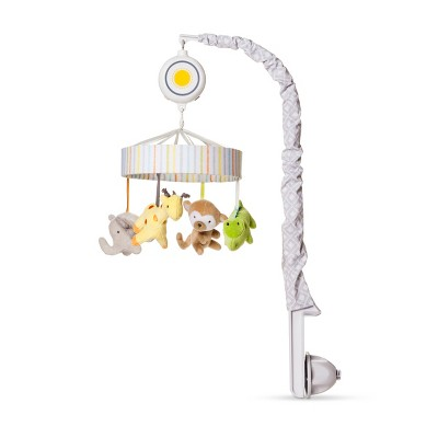Crib Mobile Snooz'n Safari - Cloud Island™ Yellow