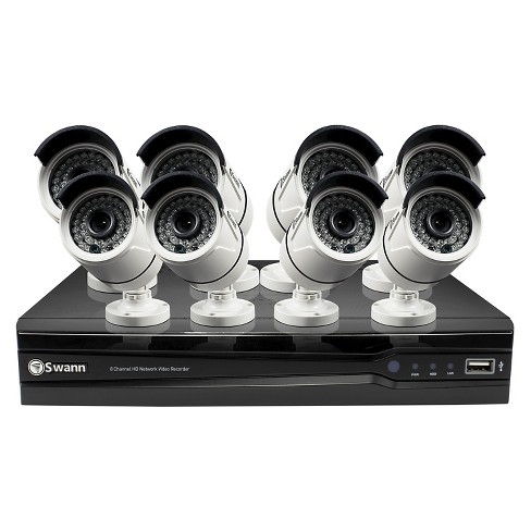 Swann Home Security System - (SWNVK-874008-US) - image 1 of 4