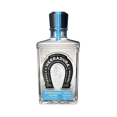 Herradura Silver Tequila - 750ml Bottle
