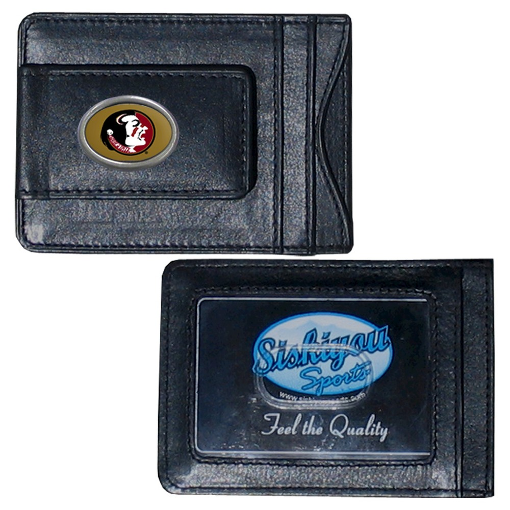 NCAA Florida State Seminoles Money Clip and Cardholder, Boy's