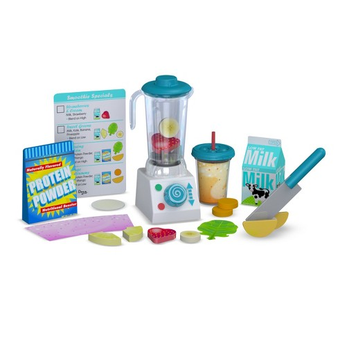 Melissa & Doug 23pc Smoothie Maker Blender Set - image 1 of 4