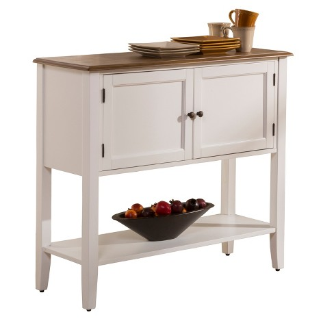 Bayberry Wood Server - White - Hillsdale Furniture - image 1 of 2