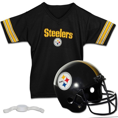 NFL Pittsburgh Steelers Youth Uniform Jersey Set