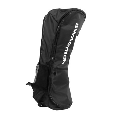 Swagtron Gear Carrying Rolling Bag - Black