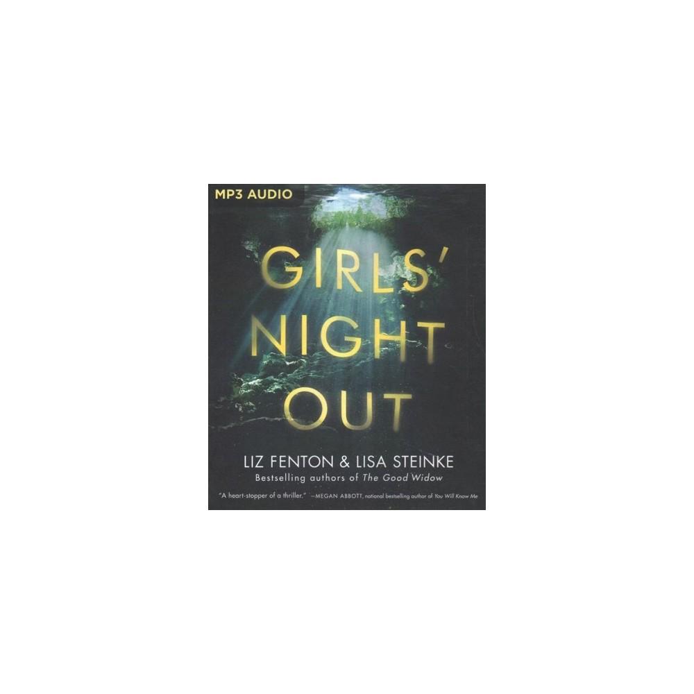 Girls' Night Out - by Liz Fenton & Lisa Steinke (MP3-CD)