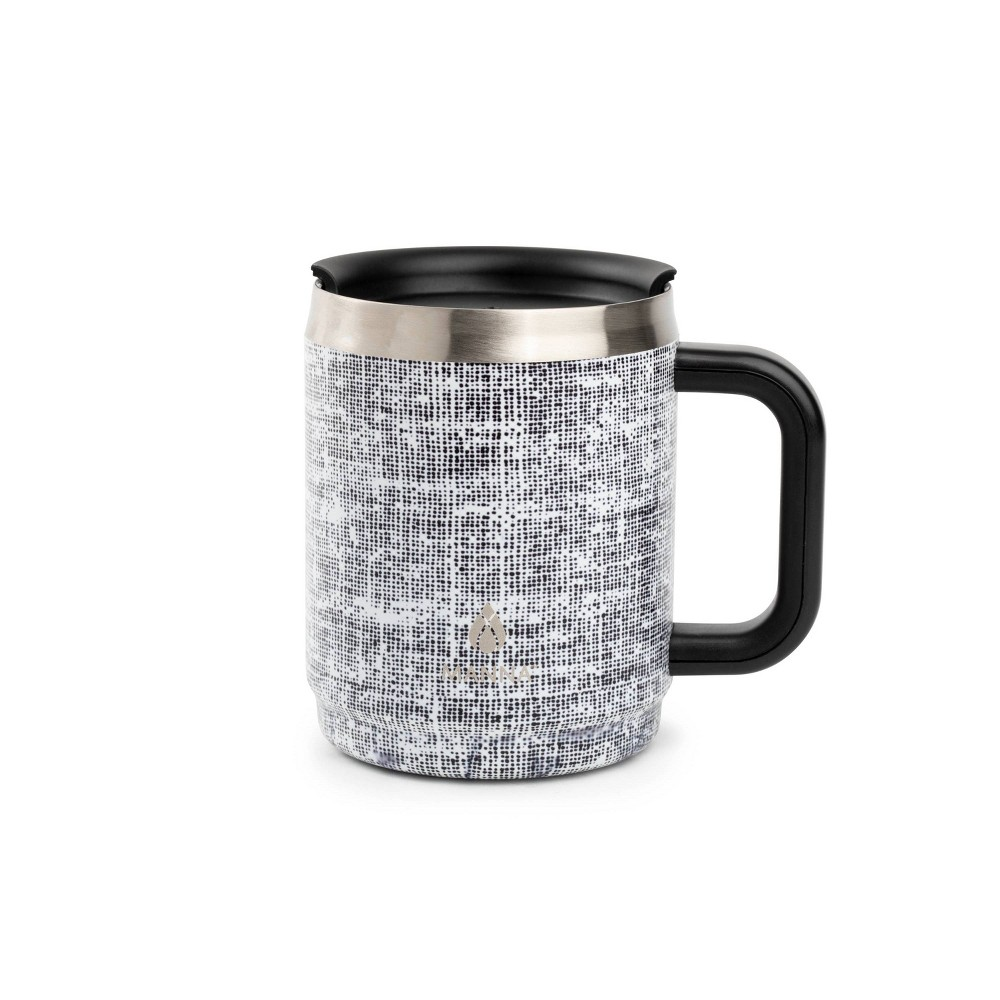 Image of Manna 14oz Stainless Steel Boulder Travel Mug Gray