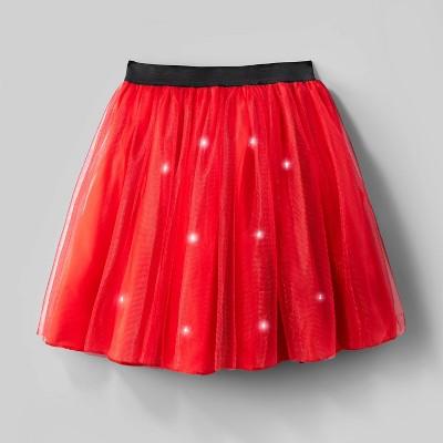 Adult Light Up Red Halloween Tutu - Hyde & EEK! Boutique™