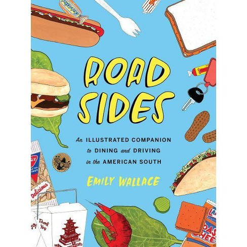 Road Sides - by  Emily Wallace (Hardcover) - image 1 of 1