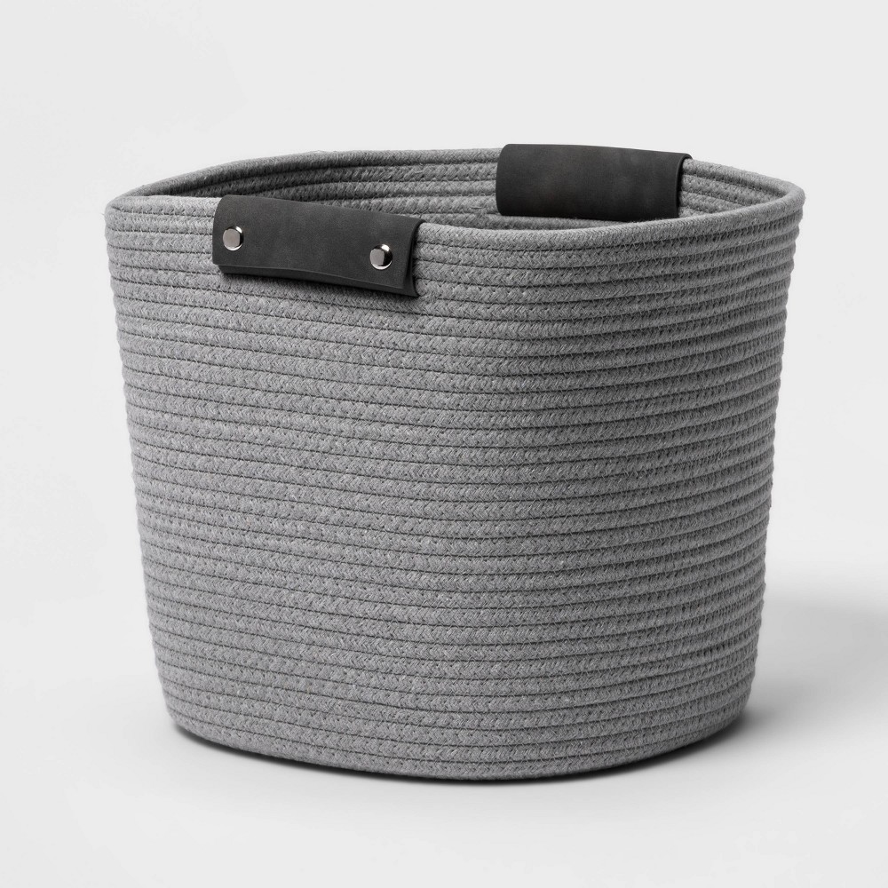 13 34 Coiled Rope Gray Threshold 8482