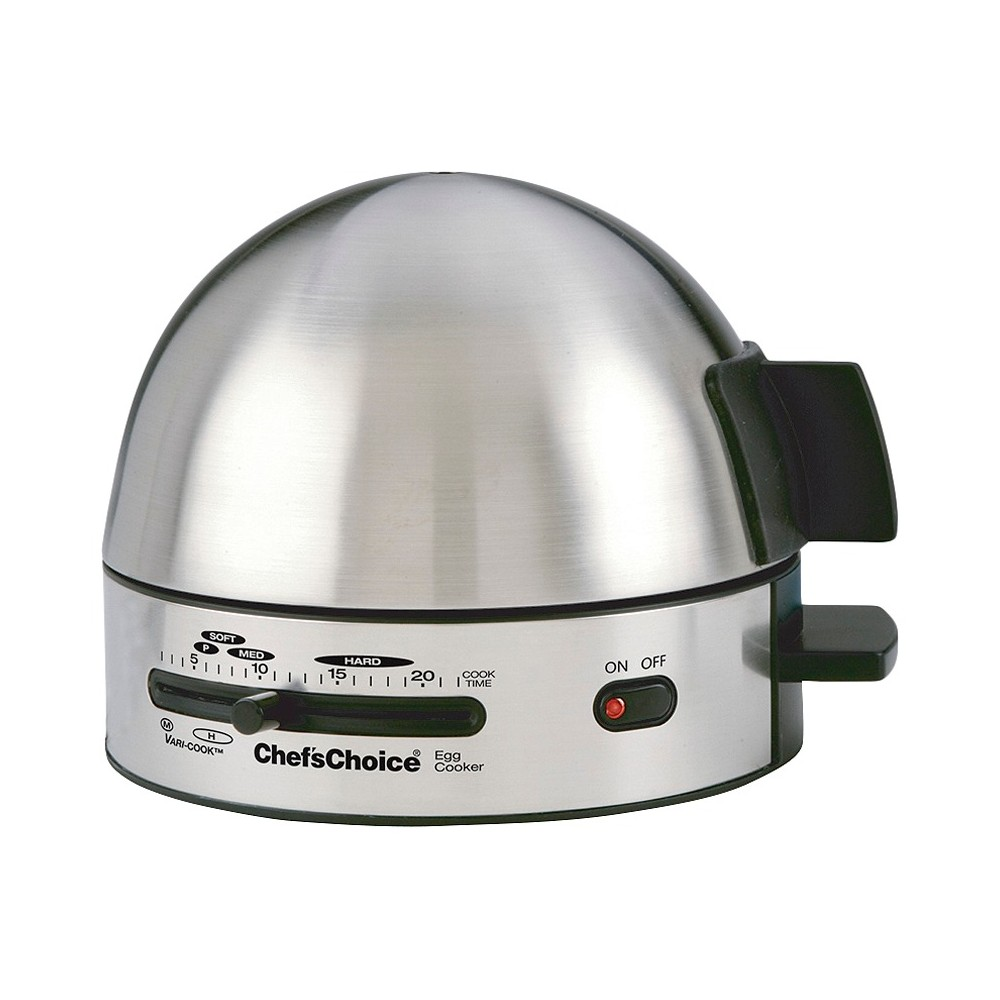 Image of Chef's Choice Electric Egg Cooker - Silver