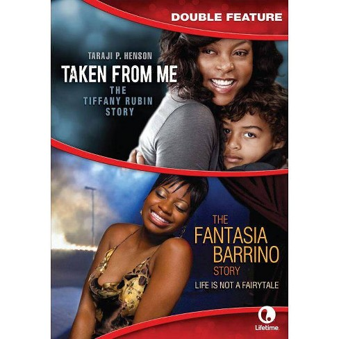 Taken from Me: The Tiffany Rubin Story / The Fantasia Barrino Story: Life is Not a Fairytale (DVD) - image 1 of 1