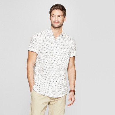 Men S Button Down Shirts Target