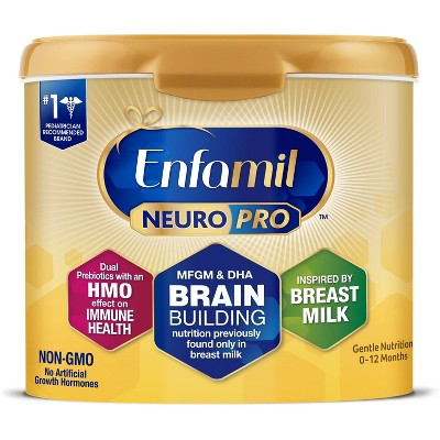 Enfamil NeuroPro Infant Powder Formula - 20.7oz
