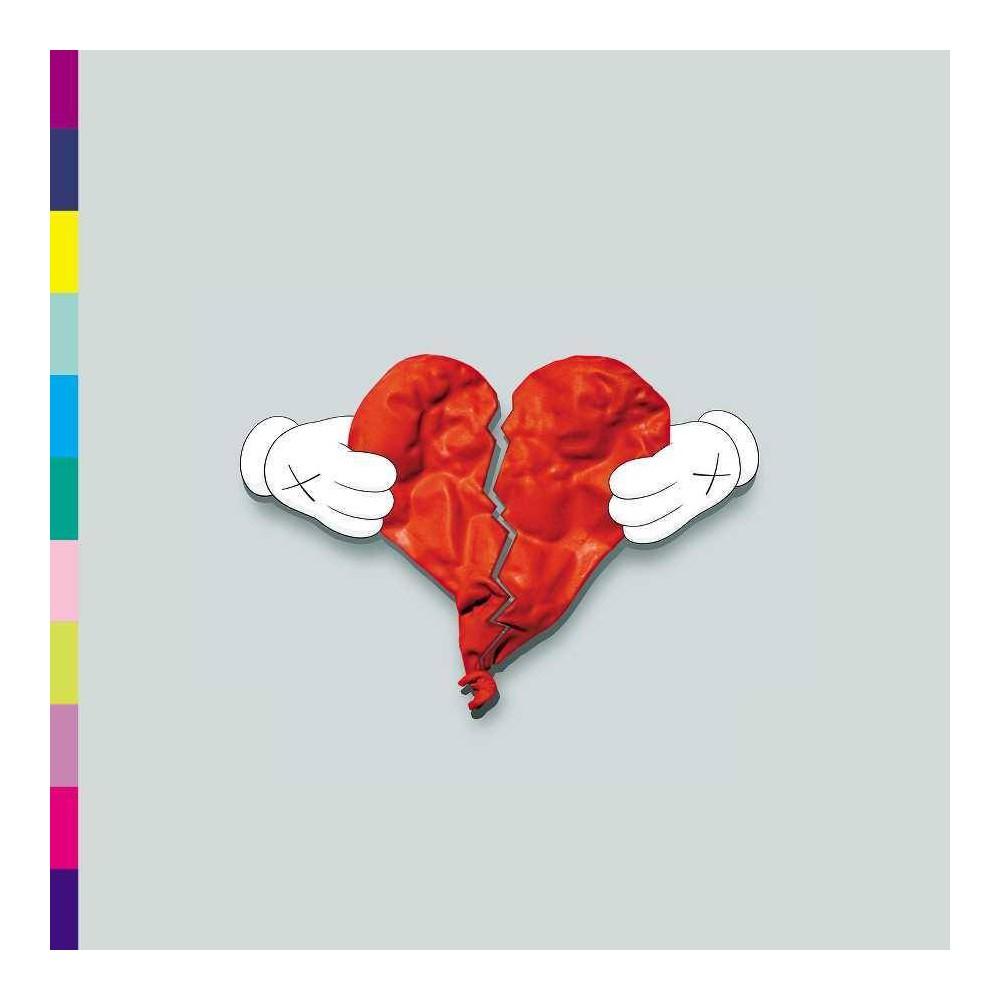 Kanye West 808s Heartbreak 2 Lp Cd Combo Vinyl