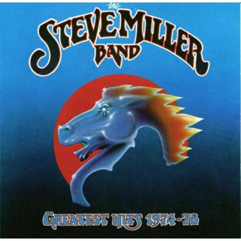 Steve Miller Band - Greatest Hits 1974-78 - image 1 of 1