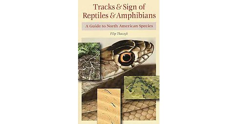 Tracks & Sign of Reptiles & Amphibians : A Guide to North American Species (Paperback) (Filip Tkaczyk) - image 1 of 1